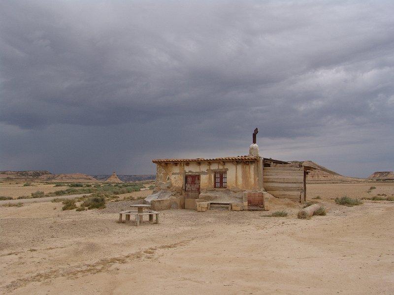 Souvent desert des bardenas DU24